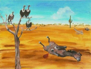 Shauna Robertson   Desert Dewdrop
