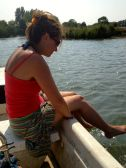 Boat messing