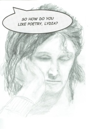 So How Do You Like Poetry, Lydia?