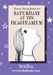 Saturdays At The Imaginarium leaflet.indd