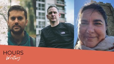 Episode 2: Jack Young, Stephen Lightbown, Lucia Sellars