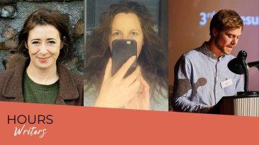 Episode 4: Nicola Heaney, Shauna Robertson, Simon Murphy
